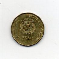 Dominicana - 1992 - 1 Peso - Vedi Foto - (MW2107) - Dominicana