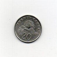 Singapore - 1987 - 20 Cent. - Vedi Foto - (MW2108) - Singapore