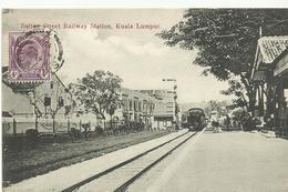 Sultan Street Railway Station Kuala Lumpur   (843) - Malaysia