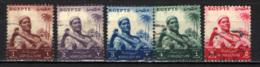 EGITTO - 1954 - AGRICOLTURA - CONTADINO - USATI - Usati