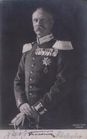 CARTE POSTALE ALLEMANDE - GUERRE 14-18 - FRIEDRICH II (n°2) - Guerre 1914-18