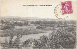 JUZIERS: COIN DE CAMPAGNE - France