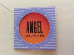 Carte Angel De Mugler - Cartas Perfumadas