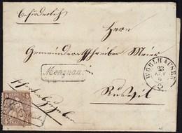 Schweiz 18 Brief Von MENZNAU WOHLHAUSEN N. RUSWIL Mit Inhalt   (23700 - Schweiz