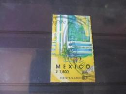 MEXIQUE   YVERT N°1394 - Mexique