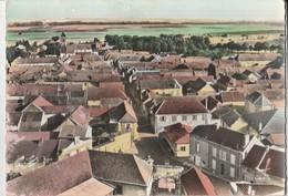 CPSM 51  AMBONNAY LA GRANDE RUE VUE AERIENNE - France