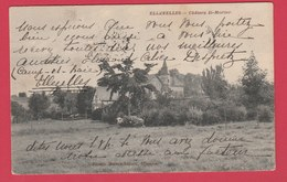 Ellezelles - Château St-Mortier -1910  ( Voir Verso ) - Ellezelles