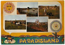 CP PARADISLAND - BERG - Multi Vues - 4 Vues - Ed. De L'Europe - Pierron N° VM444 - Autres Communes