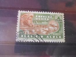 MEXIQUE  POSTE AERIENNE YVERT N° 67 - Mexique