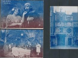 Cabaret De Paris - Le CIEL à Montmartre (3 Cartes) - Inns
