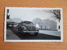 Jolie Photo Wolkswagen Coccinelle 1954  11,5cm/7cm - Passenger Cars