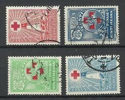 Estland Estonia 1931 Michel 90 - 93 O - Estonia