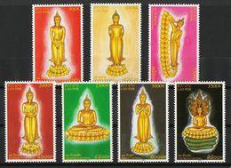 Laos 2005 Mi 1956 – 1962 Buddhist - Laos