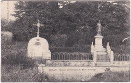 44. QUILLY. Statue Et Fontaine De Saint-Solesme - Otros Municipios