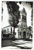 MARNES La COQUETTE - L'église  - Bon état - Otros Municipios