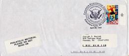 USA - COLUMBIA FALLS ME -  COLUMBIA BICENTENNIAL  1796 - Indipendenza Stati Uniti