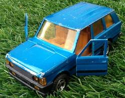 Voiture Miniature  Range Rover  Majorette  Echelle : 1/36ème - Voitures, Camions, Bus