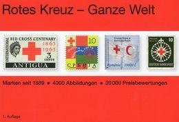 1.Auflage MICHEL Katalog Rotes Kreuz 2019 Neu 70€ Stamps Catalogue Red Cross Of All The World ISBN978-3-95402-255-7 - Motivkataloge