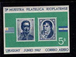 739741847  POSTFRIS MINT NEVER HINGED POSTFRISCH EINWANDFREI  SCOTT C319 3RD RIO DE LA PLATA STAMP SHOW - Uruguay