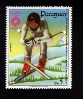 739744847  POSTFRIS MINT NEVER HINGED POSTFRISCH EINWANDFREI  SCOTT C554 1984 WINTER OLYMPICS SARAJEVO - Paraguay