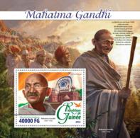 Guinea   2016  Mahatma Gandhi - Guinée (1958-...)