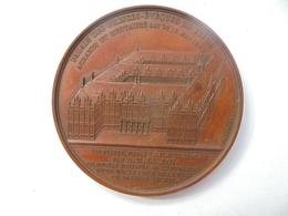 LIEGE-PALAIS DES PRINCES EVEQUES-1845-1849 Par JEHOTTE - 52 Grammes-50 Mm - Professionnels / De Société