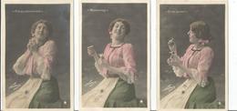 NADARZ Il M Aime (5 Cartes) - Femmes