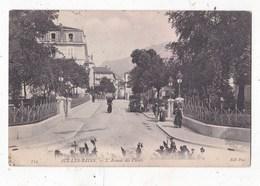 Carte Postale Aix Les Bain Avenu Des Fleurs - Aix Les Bains