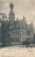 CPA - Belgique - Antwerpen - Anvers - Château De Groeningenhof à Contich - Brasschaat