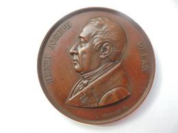 LIEGE-HENRI JOSEPH ORBAN-1846 Par JEHOTTE - 57 Grammes-50 Mm - Professionnels / De Société