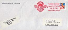 USA - HARRISON TOWNSHIP Bicentennial Settled 1795 - Indipendenza Stati Uniti
