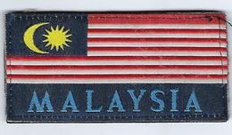 Ecusson MALAYSIA MALAISIE Militaire Armée - Ecussons Tissu