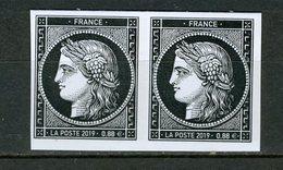 FRANCE 2019 / 170 ANS DU PREMIER TIMBRE CERES 0.88€/2 Neuf** - France