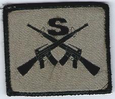Ecusson Commando  Armée Militaire A Identier - Ecussons Tissu