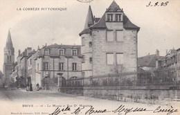 BRIVE - CORRÈZE  -  (19)  -  CPA PRÉCURSEUR 1903 - Brive La Gaillarde