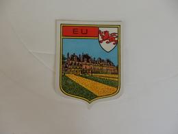 Autocollant Sur Eu (76). - Stickers