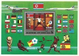 Corea Del Nord - Mondiali Di Calcio - Coppa Del Mondo