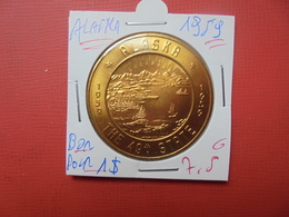 U.S.A-ALASKA BON POUR 1 $ 1959 - Etats-Unis