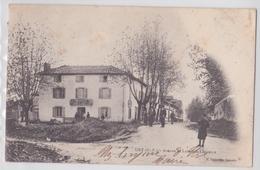 URT - Avenue De Labastide-Clairence - Hôtel Des Basques - Autres Communes