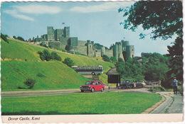 Kent: AUSTIN 1100, MINI, MORRIS OXFORD II, FORD ZEPHYR 4 MKIII, AUTOBUS/COACH - Dover Castle - Toerisme