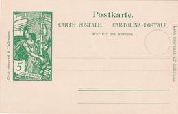 Entier  Postal Stationery - Suisse - Chocolat Suchard - Postwaardestukken