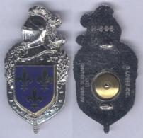 Insigne Du Commandement De La Gendarmerie Départementale De La Région Parisienne - Polizia