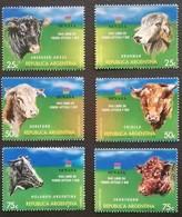 Argentina 1998 Cattle - Argentina