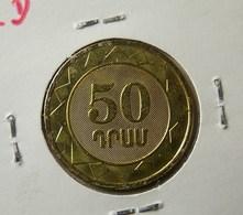 Armenia 50 Dram 2003 Varnished - Armenia