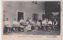 Mauléon - Ouvriers Sandaliers - Petit Métier - Mauleon Licharre