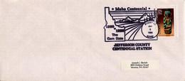 USA - RIGBY - JEFFERSON COUNTY - IDAHO - THE GEM STATE - Geografia
