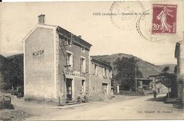 *VION. QUARTIER DE LA GARE - Autres Communes