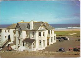Pentire, Newquay: AUSTIN MINI, FORD CORTINA MKIII - 'Philema' Hotel - (Cornwall) - Toerisme