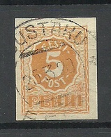 ESTLAND Estonia 1920 O NUUSTAKU ( Otepää ) Michel 6 - Estland