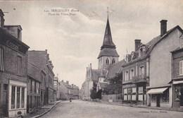 SERQUIGNY - EURE  -  (27)  -  CPA - BEL AFFRANCHISSEMENT POSTAL. - Serquigny